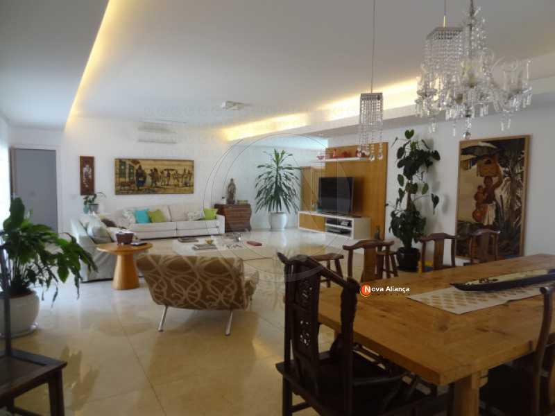 DSC01073 - Casa à venda Rua Alexandre Stockler,Gávea, Rio de Janeiro - R$ 10.000.000 - NICA50009 - 5
