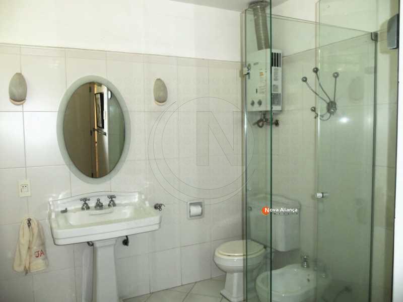20 - Casa à venda Rua Senador Pedro Velho,Cosme Velho, Rio de Janeiro - R$ 4.500.000 - NSCA30004 - 12