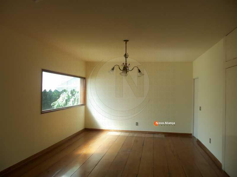 16 - Casa à venda Rua Senador Pedro Velho,Cosme Velho, Rio de Janeiro - R$ 4.500.000 - NSCA30004 - 7