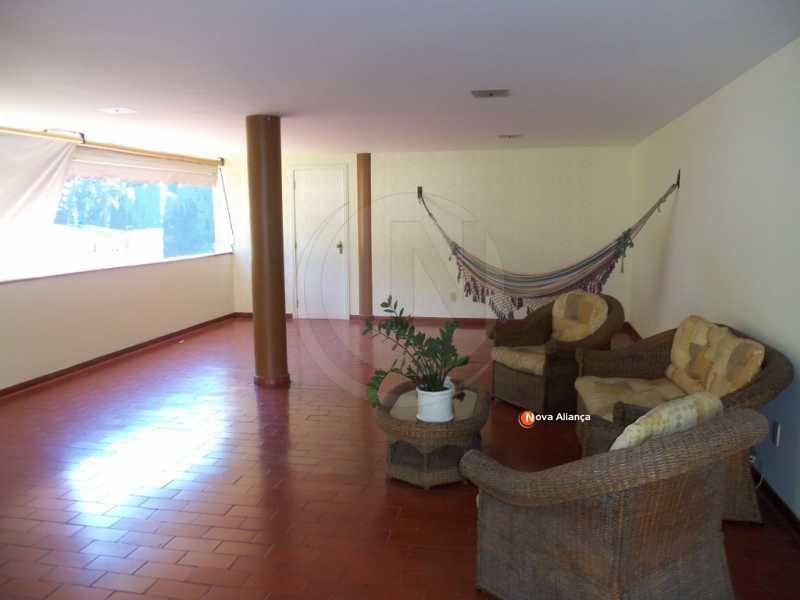 10 - Casa à venda Rua Senador Pedro Velho,Cosme Velho, Rio de Janeiro - R$ 4.500.000 - NSCA30004 - 4