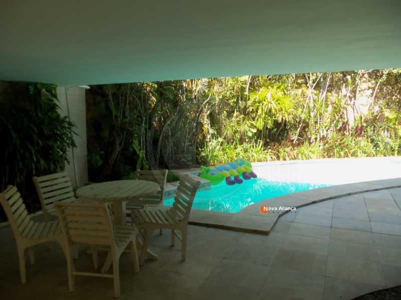2 - Casa à venda Rua Senador Pedro Velho,Cosme Velho, Rio de Janeiro - R$ 4.500.000 - NSCA30004 - 22