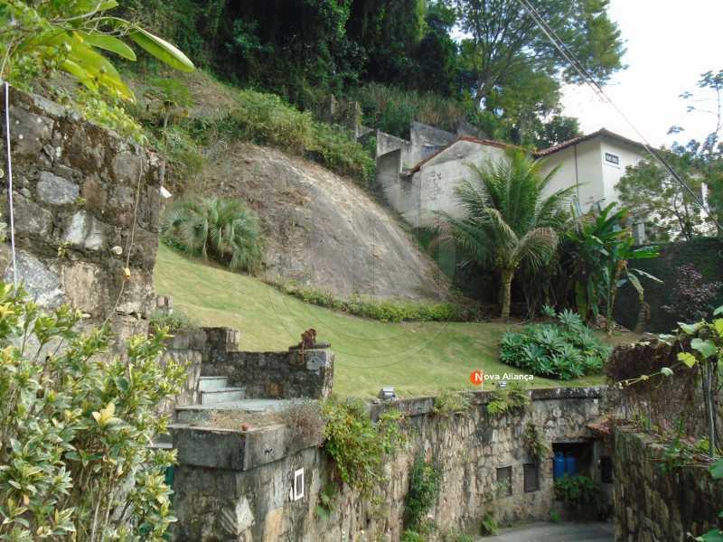 DSC02338 - Casa à venda Rua Conselheiro Lampreia,Cosme Velho, Rio de Janeiro - R$ 2.520.000 - NSCA60001 - 19