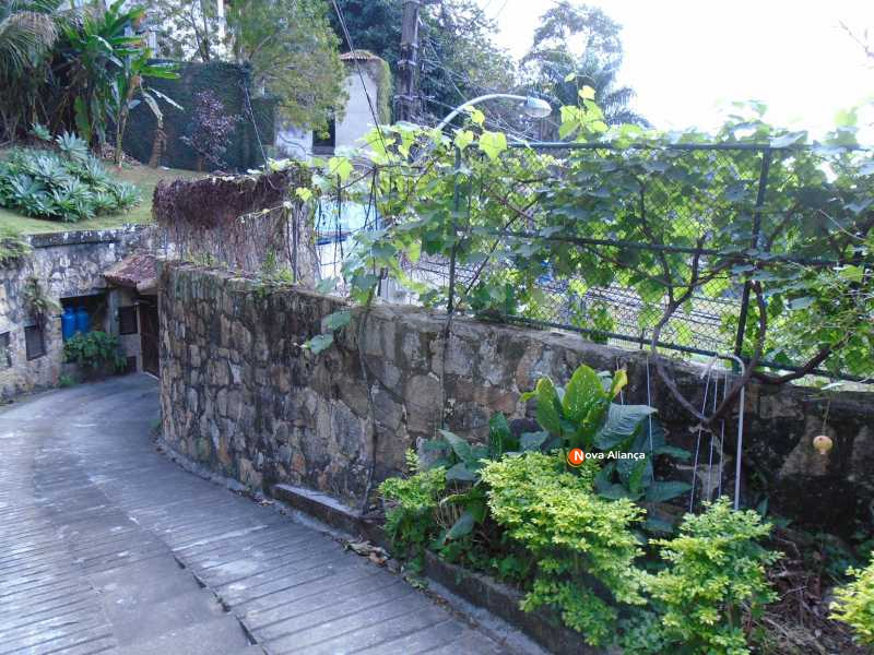DSC02339 - Casa à venda Rua Conselheiro Lampreia,Cosme Velho, Rio de Janeiro - R$ 2.520.000 - NSCA60001 - 20