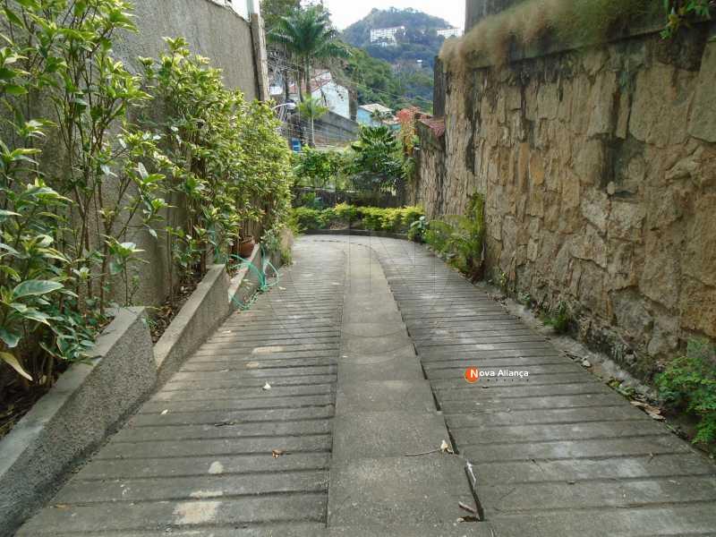 DSC02341 - Casa à venda Rua Conselheiro Lampreia,Cosme Velho, Rio de Janeiro - R$ 2.520.000 - NSCA60001 - 22