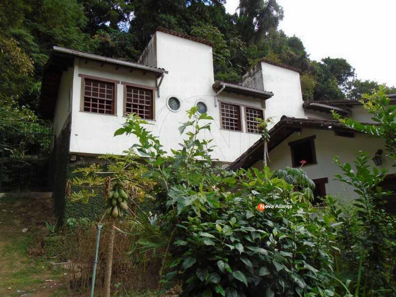DSC02344 - Casa à venda Rua Conselheiro Lampreia,Cosme Velho, Rio de Janeiro - R$ 2.520.000 - NSCA60001 - 14