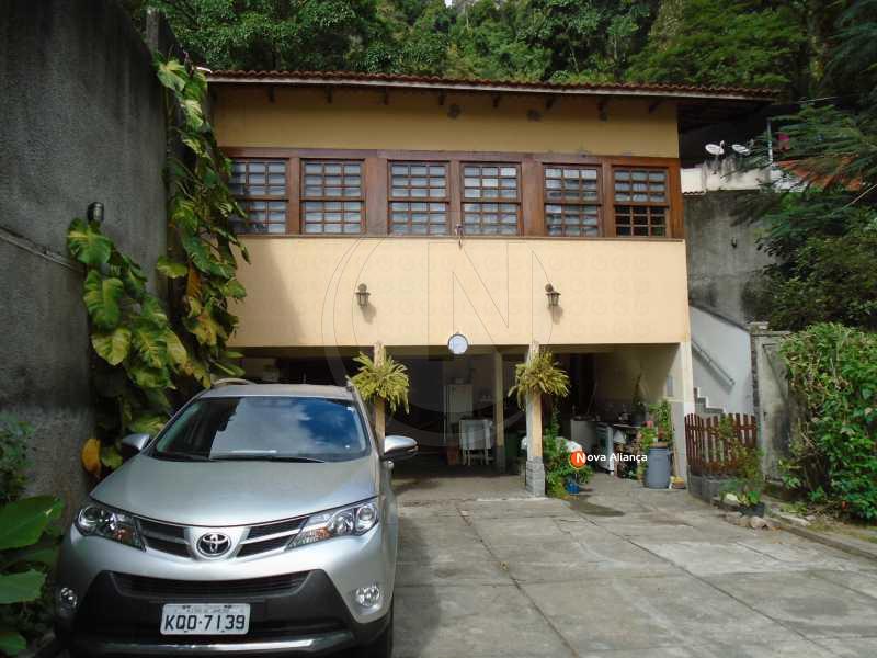 DSC02345 - Casa à venda Rua Conselheiro Lampreia,Cosme Velho, Rio de Janeiro - R$ 2.520.000 - NSCA60001 - 28