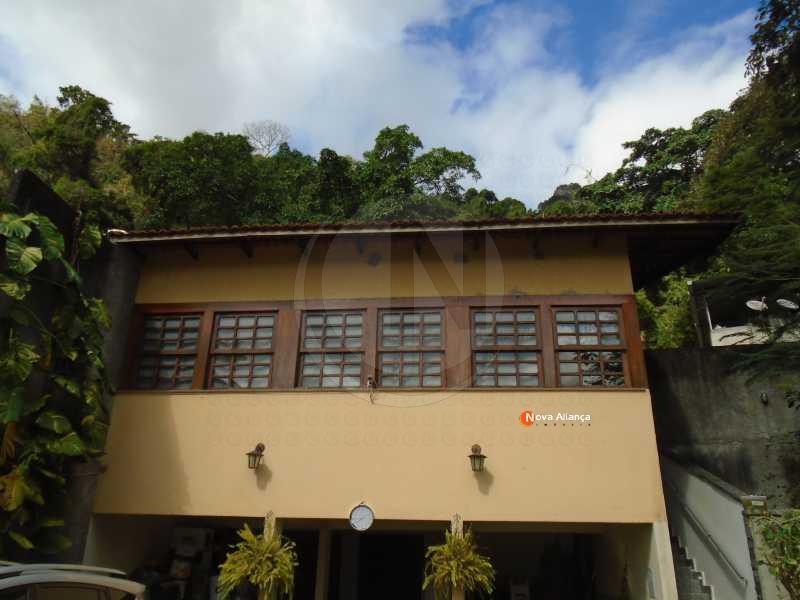 DSC02346 - Casa à venda Rua Conselheiro Lampreia,Cosme Velho, Rio de Janeiro - R$ 2.520.000 - NSCA60001 - 13