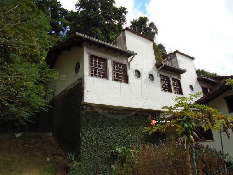 DSC02348 - Casa à venda Rua Conselheiro Lampreia,Cosme Velho, Rio de Janeiro - R$ 2.520.000 - NSCA60001 - 12