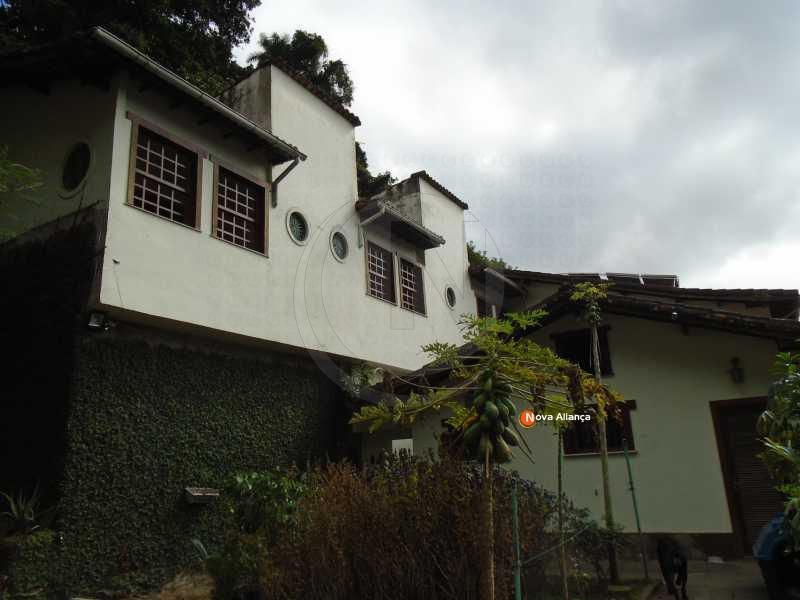 DSC02350 - Casa à venda Rua Conselheiro Lampreia,Cosme Velho, Rio de Janeiro - R$ 2.520.000 - NSCA60001 - 1
