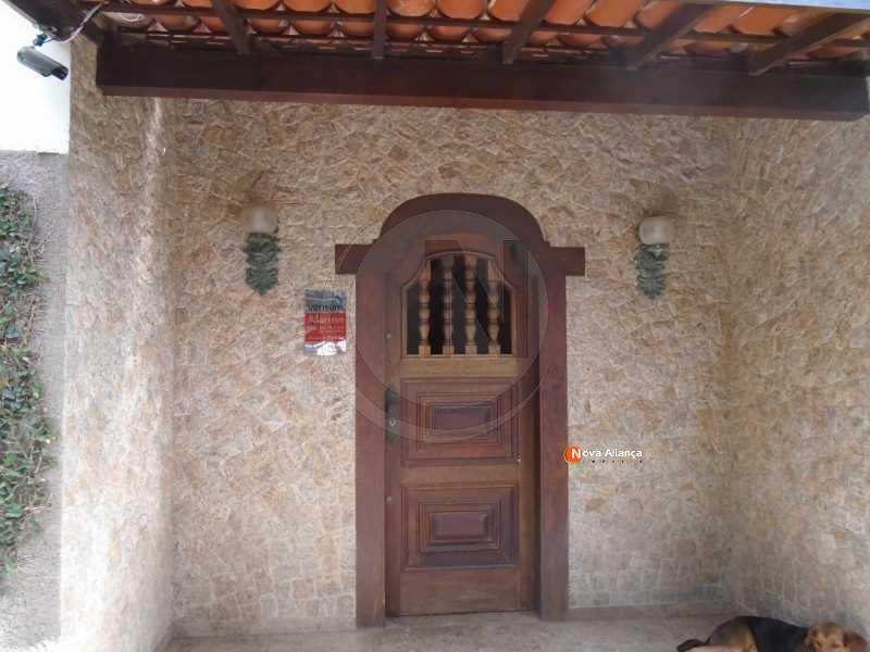 DSC02351 - Casa à venda Rua Conselheiro Lampreia,Cosme Velho, Rio de Janeiro - R$ 2.520.000 - NSCA60001 - 27