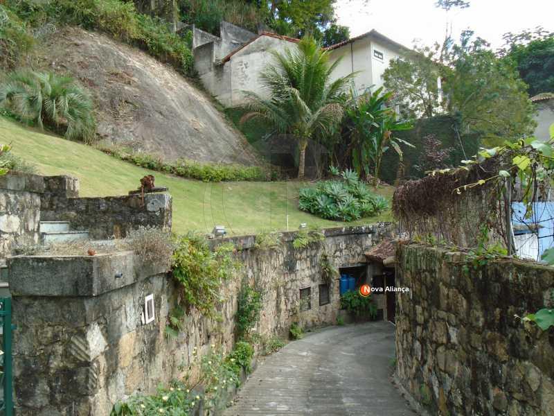 DSC02335 - Casa à venda Rua Conselheiro Lampreia,Cosme Velho, Rio de Janeiro - R$ 2.520.000 - NSCA60001 - 24