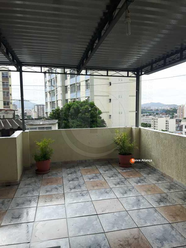 20161216_171358 - Casa em Condomínio à venda Avenida Marechal Rondon,Rocha, Rio de Janeiro - R$ 645.000 - NTCN30003 - 1