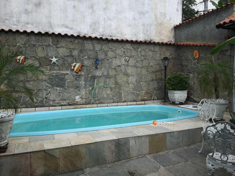 20161216_172710 - Casa em Condomínio à venda Avenida Marechal Rondon,Rocha, Rio de Janeiro - R$ 645.000 - NTCN30003 - 19