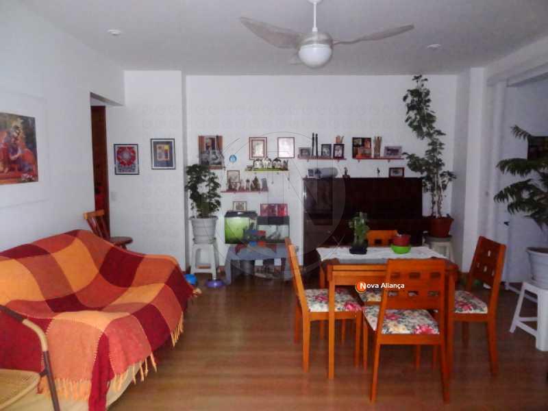 DSC05187 - Apartamento à venda Rua Justiniano da Rocha,Vila Isabel, Rio de Janeiro - R$ 650.000 - NBAP30634 - 1
