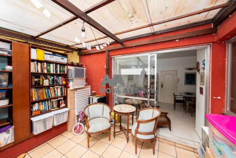 IMG_3667 - Apartamento à venda Rua Nascimento Silva,Ipanema, Rio de Janeiro - R$ 1.150.000 - NSAP20356 - 4
