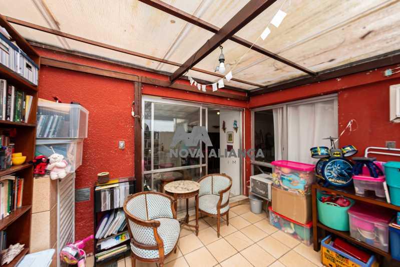 IMG_3668 - Apartamento à venda Rua Nascimento Silva,Ipanema, Rio de Janeiro - R$ 1.150.000 - NSAP20356 - 1