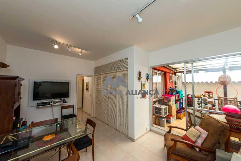 IMG_3669 - Apartamento à venda Rua Nascimento Silva,Ipanema, Rio de Janeiro - R$ 1.150.000 - NSAP20356 - 5