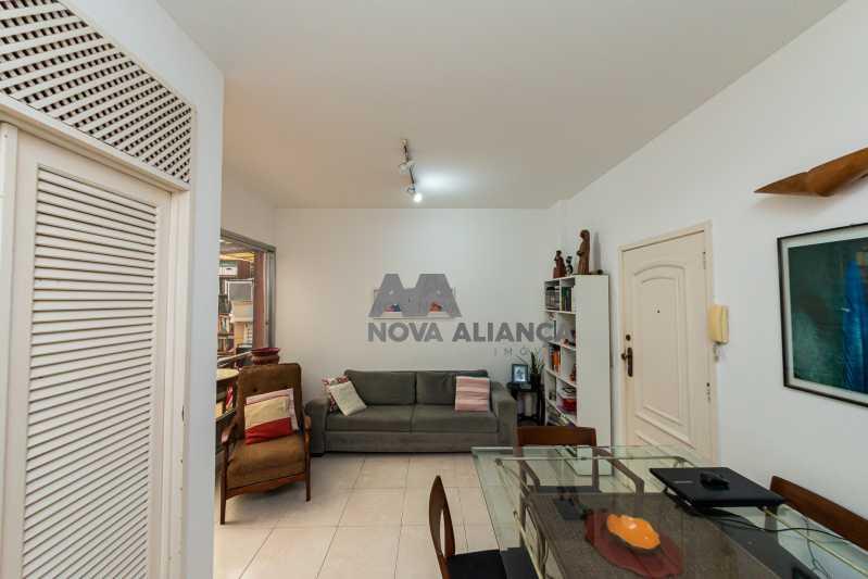 IMG_3671 - Apartamento à venda Rua Nascimento Silva,Ipanema, Rio de Janeiro - R$ 1.150.000 - NSAP20356 - 7