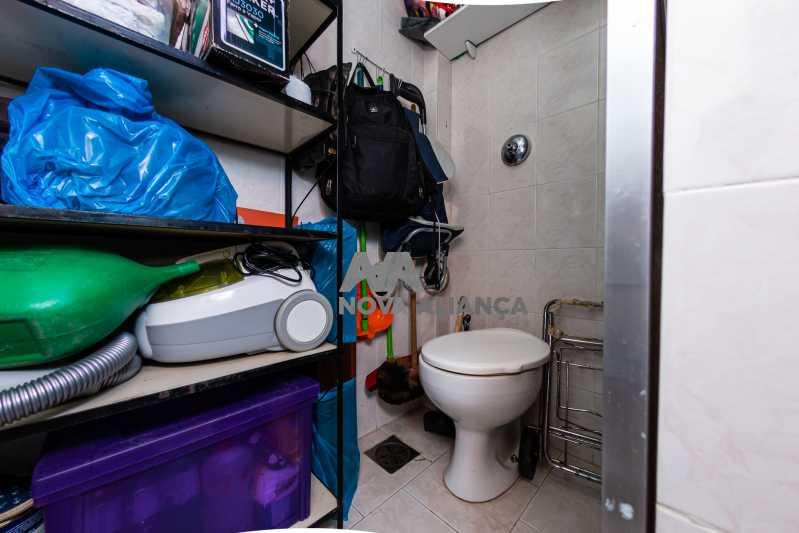 IMG_3688 - Apartamento à venda Rua Nascimento Silva,Ipanema, Rio de Janeiro - R$ 1.150.000 - NSAP20356 - 24