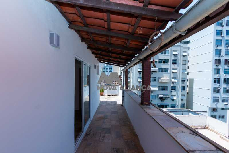 IMG_5526 - Cobertura à venda Rua Barão da Torre,Ipanema, Rio de Janeiro - R$ 980.000 - NICO10004 - 1