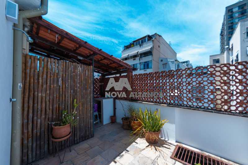 IMG_5529 - Cobertura à venda Rua Barão da Torre,Ipanema, Rio de Janeiro - R$ 980.000 - NICO10004 - 5