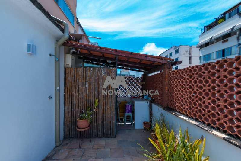 IMG_5530 - Cobertura à venda Rua Barão da Torre,Ipanema, Rio de Janeiro - R$ 980.000 - NICO10004 - 6