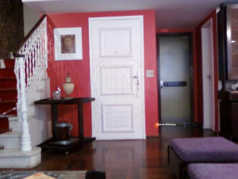 1 - Casa em Condomínio à venda Rua Barão de Itapagipe,Rio Comprido, Rio de Janeiro - R$ 795.000 - NTCN40001 - 1