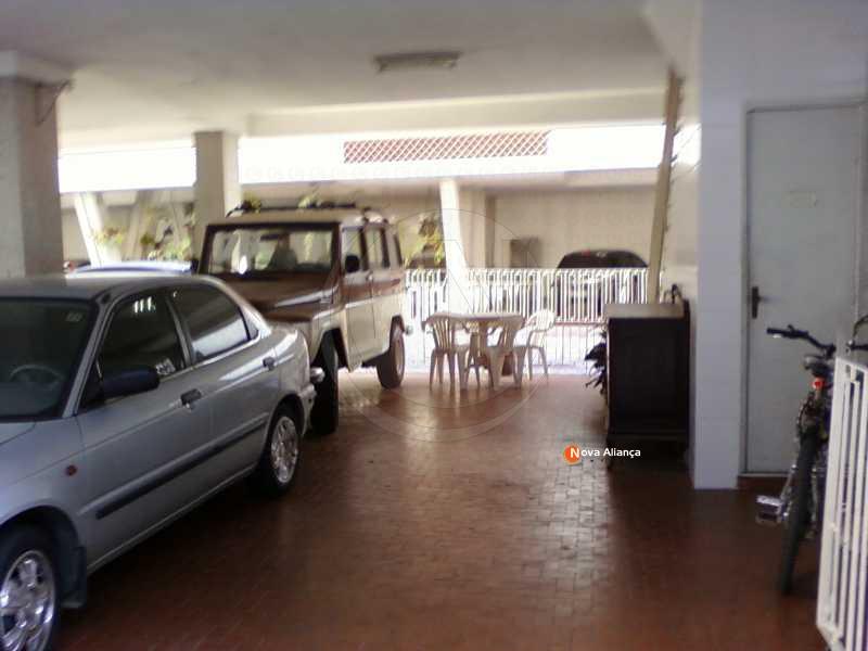 15 - Casa em Condomínio à venda Rua Barão de Itapagipe,Rio Comprido, Rio de Janeiro - R$ 795.000 - NTCN40001 - 16