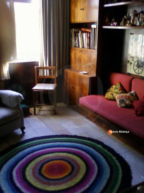 4 - Casa em Condomínio à venda Rua Barão de Itapagipe,Rio Comprido, Rio de Janeiro - R$ 795.000 - NTCN40001 - 5