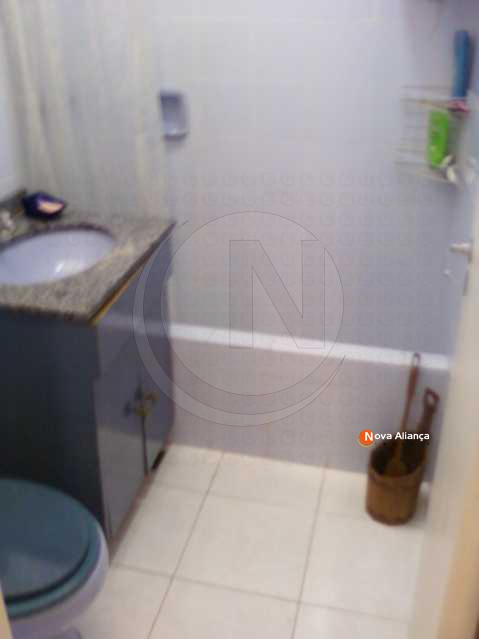 11 - Casa em Condomínio à venda Rua Barão de Itapagipe,Rio Comprido, Rio de Janeiro - R$ 795.000 - NTCN40001 - 11