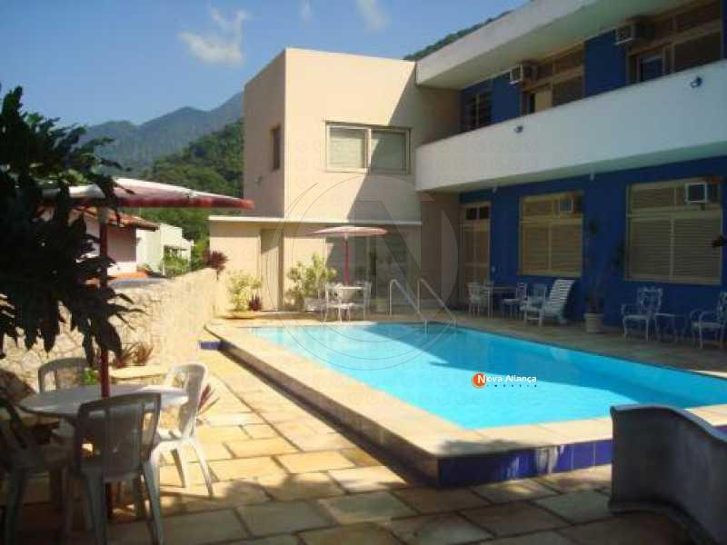 casa 8 - Casa à venda Rua Fernando Magalhães,Jardim Botânico, Rio de Janeiro - R$ 6.999.000 - NBCA60002 - 6