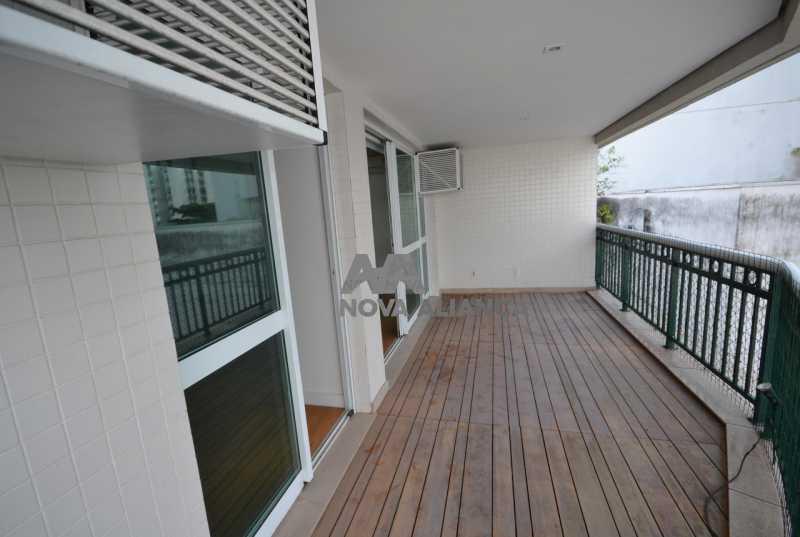A 5. - Cobertura à venda Rua Almirante Guilhem,Leblon, Rio de Janeiro - R$ 7.799.000 - NICO30052 - 1