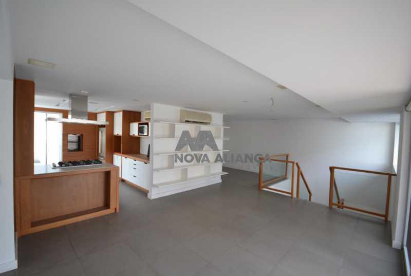 A 8. - Cobertura à venda Rua Almirante Guilhem,Leblon, Rio de Janeiro - R$ 7.799.000 - NICO30052 - 10