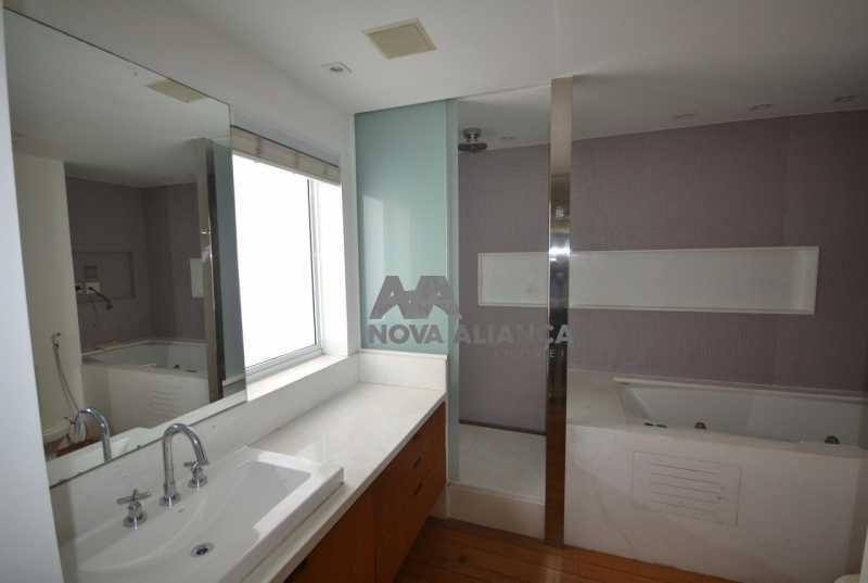 A 10. - Cobertura à venda Rua Almirante Guilhem,Leblon, Rio de Janeiro - R$ 7.799.000 - NICO30052 - 12