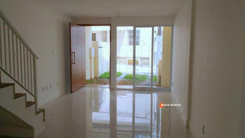 2 - Casa de Vila 3 quartos à venda Tijuca, Rio de Janeiro - R$ 900.000 - NTCV30016 - 6