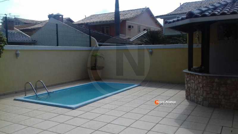 f971ff11-1c94-45c5-8802-33c689 - Casa em Condomínio à venda Rua Gustavo de Oliveira Castro,Recreio dos Bandeirantes, Rio de Janeiro - R$ 1.700.000 - NICN40003 - 9