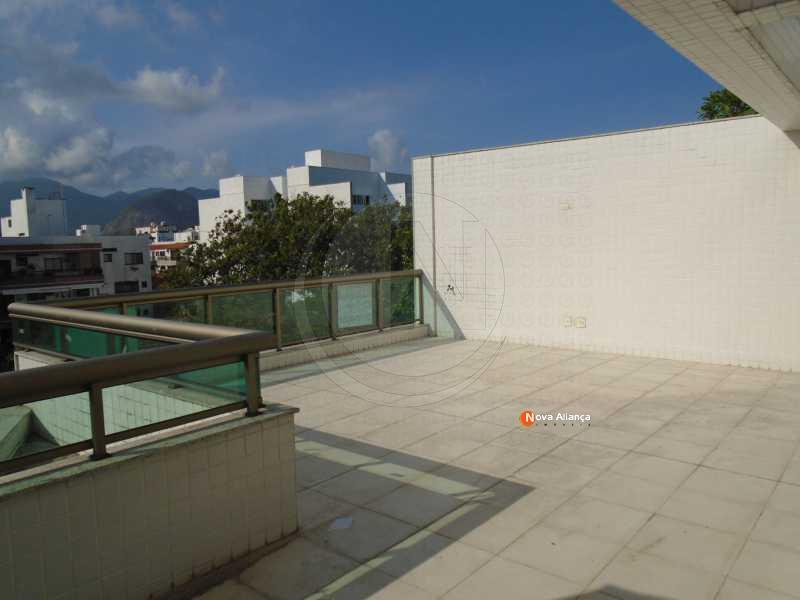 DSC03914 - Cobertura à venda Rua Salvador de Mesquita,Recreio dos Bandeirantes, Rio de Janeiro - R$ 1.100.000 - NSCO40018 - 1