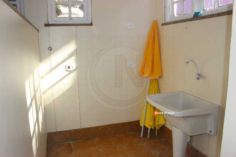 IMG_1266 - Casa em Condomínio à venda Rua Engenheiro Alfredo Modrach,Laranjeiras, Rio de Janeiro - R$ 2.600.000 - NBCN40003 - 27
