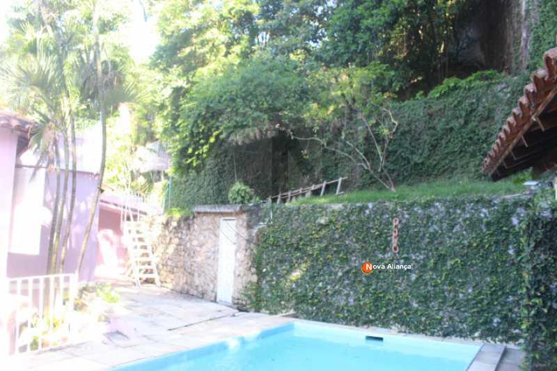 IMG_1270 - Casa em Condomínio à venda Rua Engenheiro Alfredo Modrach,Laranjeiras, Rio de Janeiro - R$ 2.600.000 - NBCN40003 - 10