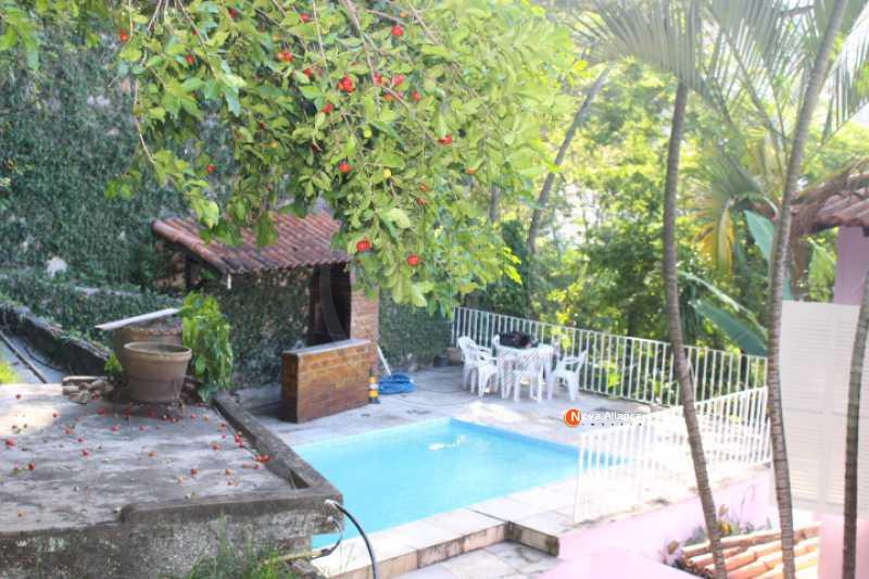IMG_1271 - Casa em Condomínio à venda Rua Engenheiro Alfredo Modrach,Laranjeiras, Rio de Janeiro - R$ 2.600.000 - NBCN40003 - 9