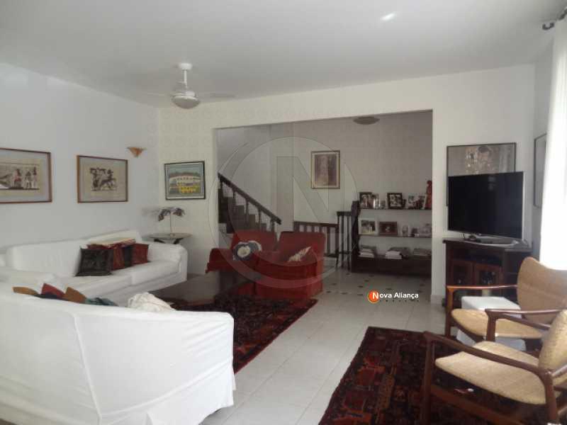 DSC00849 - Casa de Vila à venda Rua Pacheco Leão,Jardim Botânico, Rio de Janeiro - R$ 5.800.000 - NICV40006 - 1