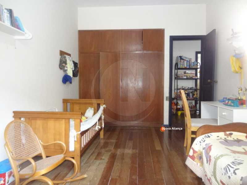 DSC00859 - Casa de Vila à venda Rua Pacheco Leão,Jardim Botânico, Rio de Janeiro - R$ 5.800.000 - NICV40006 - 12