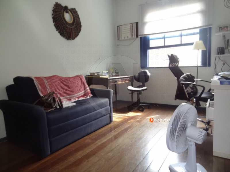 DSC00869 - Casa de Vila à venda Rua Pacheco Leão,Jardim Botânico, Rio de Janeiro - R$ 5.800.000 - NICV40006 - 19