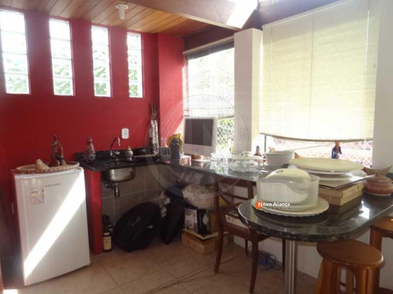 DSC00876 - Casa de Vila à venda Rua Pacheco Leão,Jardim Botânico, Rio de Janeiro - R$ 5.800.000 - NICV40006 - 10