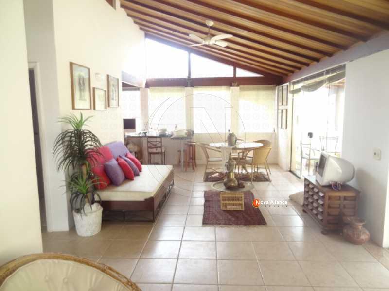 DSC00879 - Casa de Vila à venda Rua Pacheco Leão,Jardim Botânico, Rio de Janeiro - R$ 5.800.000 - NICV40006 - 8