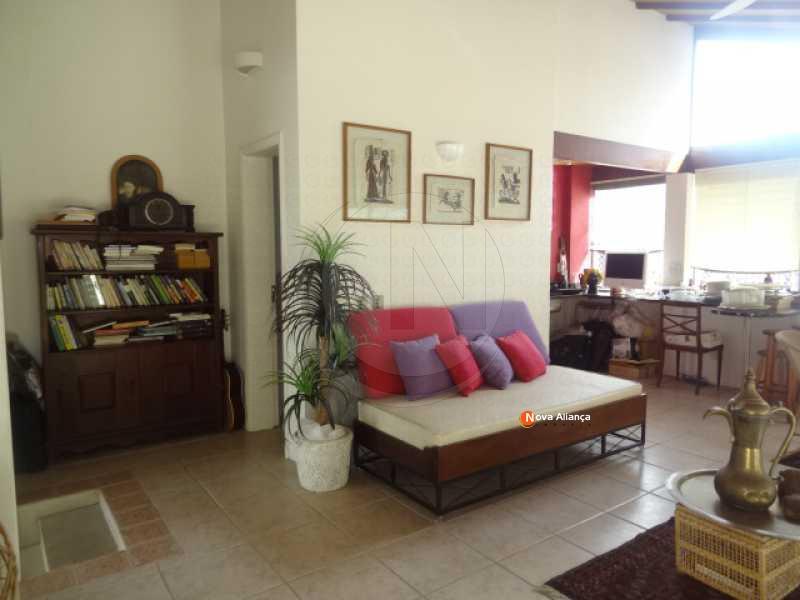 DSC00881 - Casa de Vila à venda Rua Pacheco Leão,Jardim Botânico, Rio de Janeiro - R$ 5.800.000 - NICV40006 - 9