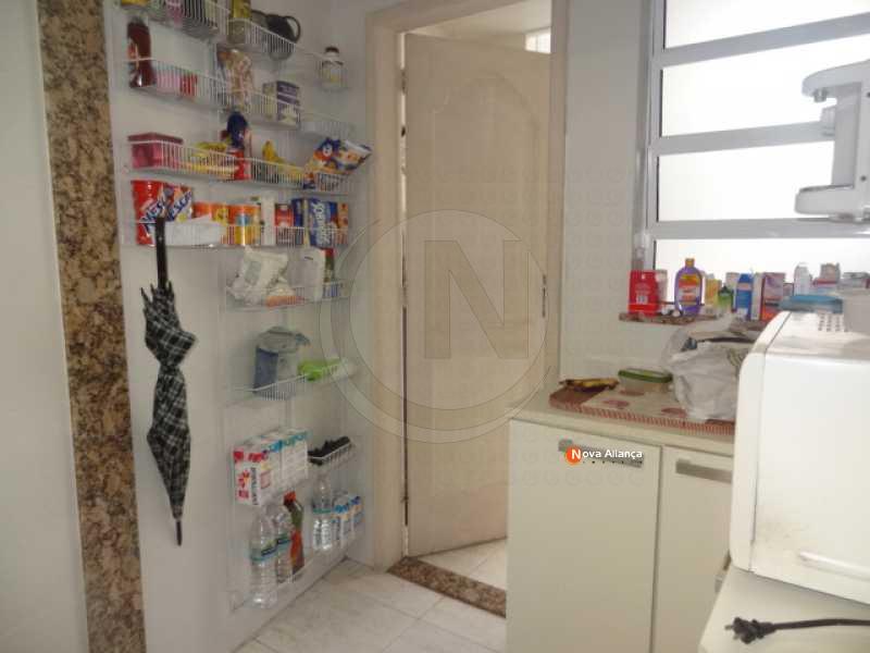 DSC00896 - Casa de Vila à venda Rua Pacheco Leão,Jardim Botânico, Rio de Janeiro - R$ 5.800.000 - NICV40006 - 29