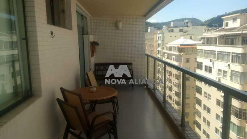 13628716-cbb1-4706-91ae-6dd878 - Flat à venda Rua Santa Clara,Copacabana, Rio de Janeiro - R$ 1.400.000 - NCFL10017 - 7