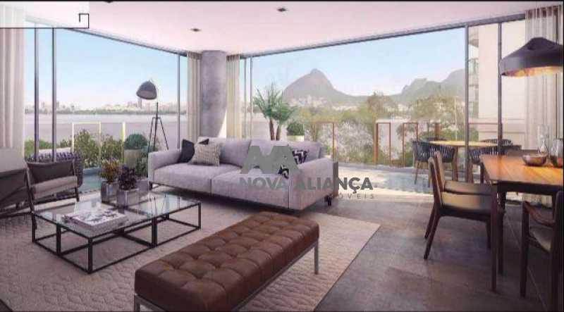 foto5 - Cobertura à venda Avenida Borges de Medeiros,Lagoa, Rio de Janeiro - R$ 4.460.000 - NBCO20047 - 6