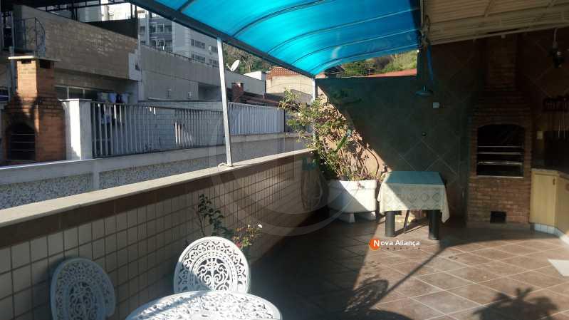 20170410_160904 - Casa em Condomínio à venda Rua Aristides Lobo,Rio Comprido, Rio de Janeiro - R$ 690.000 - NTCN40002 - 22